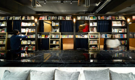 BOOK AND BED TOKYO浅草店