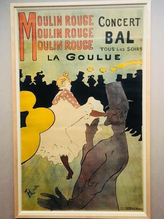 パリ♥グラフィック ー ロートレックとアートに なった版画・ポスター展